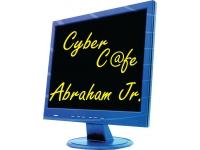 logo Cyber Cafe Abraham JR