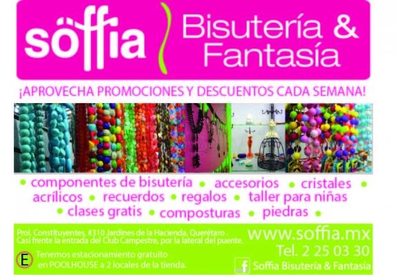Galeria de imagenes de Soffia
