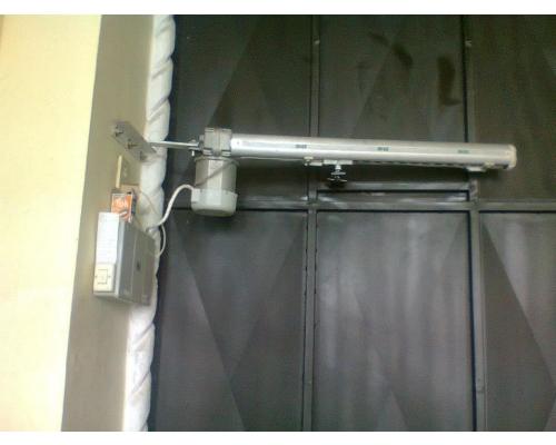 Motor de brazo para porton materiales de construcci n for Motor porton electrico