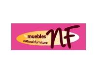 logo MUEBLES NF NATURAL FURNITURE