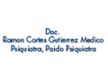 DOC RAMON CORTES GUTIERREZ MEDICO PSIQUIATRA