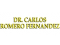 ROMERO FERNANDEZ CARLOS DR.