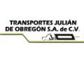 TRANSPORTES JULIAN DE OBREGON,