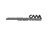 logo CENTRO MEDICO DE LAS AMERICAS