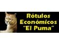 ROTULOS ECONOMICOS EL PUMA