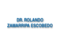 logo DR ROLANDO ZAMARRIPA ESCOBEDO