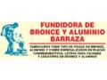 FUNDIDORA DE BRONCE Y ALUMINIO BARRAZA