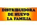 DISTRIBUIDORA DE HUEVO LA FAMILIA