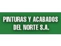 PINTURAS Y ACABADOS DEL NORTE