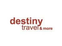 logo DESTINY TRAVEL AND MORE