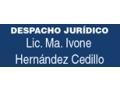 DESPACHO JURIDICO LIC MA IVONE HERNANDEZ CEDILLO