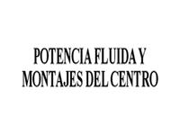 logo POTENCIA FLUIDA Y MONTAJES DEL CENTRO