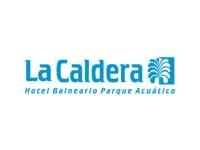 logo HOTEL BALNEARIO PARQUE ACUATICO LA CALDERA