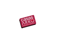 logo CASAS ARKO EDIFICACIONES SA DE CV