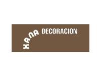 logo XANA DECORACION