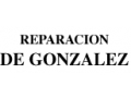 REPARACION DE GONZALEZ