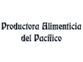 PRODUCTORA ALIMENTICIA DEL PACIFICO SA DE CV
