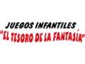 JUEGOS INFANTILES EL TESORO DE LA FANTASIA