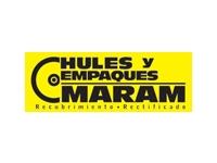 logo HULES Y EMPAQUES MARAM