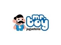 logo MR. TOY