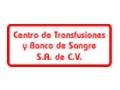 CENTRO DE TRANSFUSIONES Y BANCO DE SANGRE SA DE CV