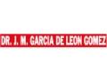 GARCIA DE LEON GOMEZ JOSE MANUEL DR