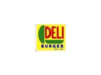 Resultado de imagen para deli burger logo