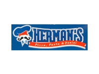 logo HERMANS PIZZA