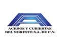 ACEROS Y CUBIERTAS DEL NORESTE SA DE CV