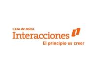 logo INTERACCIONES CASA DE BOLSA SA DE CV