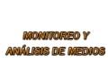 MONITOREO Y ANALISIS DE MEDIOS