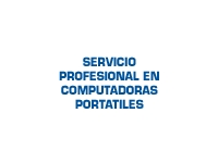 logo SERVICIO PROFESIONAL EN COMPUTADORAS PORTATILES