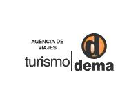 logo AGENCIA DE TURISMO DEMA