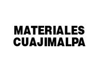 logo MATERIALES CUAJIMALPA