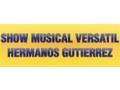 SHOW MUSICAL VERSATIL HERMANOS GUTIERREZ