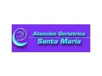 logo ATENCION GERIATRICA SANTA MARIA