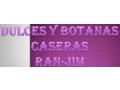 DULCES Y BOTANAS CASERAS RAN-JIM