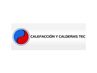 logo CALEFACCION  Y CALDERAS TEC