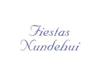 logo FIESTAS NUNDEHUI