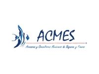 logo ACMES  ASESORES Y CONSULTORES MEXICANOS DE SEGUROS Y FIANZAS