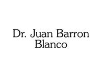 logo BARRON BLANCO JUAN DR