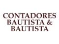 CONTADORES BAUTISTA   BAUTISTA