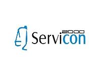 logo SERVICON 2000