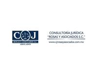 logo CONSULTORIA JURIDICA ROSAS Y ASOCIADOS S.C.