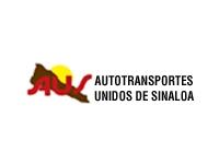 logo AUS AUTOTRANSPORTES UNIDOS DE SINALOA