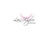 logo SERVIEVENTOS LOS ANGELES