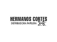 logo HERMANOS CORTES DISTRIBUIDORA PAPELERA SA DE CV