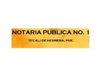 logo NOTARIA PUBLICA NO 1