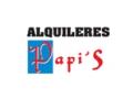ALQUILERES PAPIS