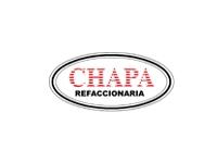 logo REFACCIONARIA CHAPA